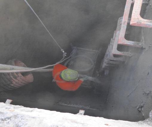 Rehabilitación integral de estructuras de obra civil en saneamiento